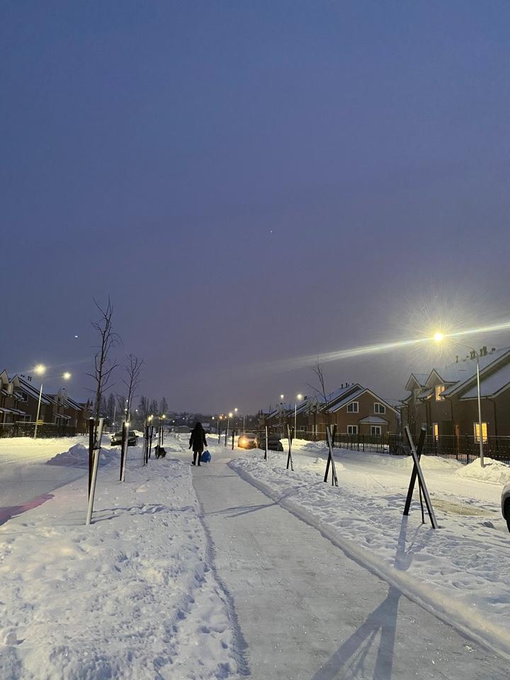 Юкковское Парк коттеджный поселок